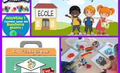 kit pédagogique Maternelle